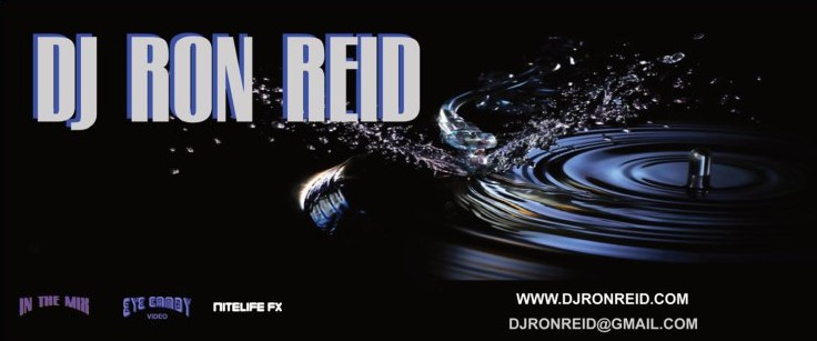 DJRon Reid logo